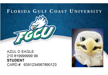 Eagle ID card