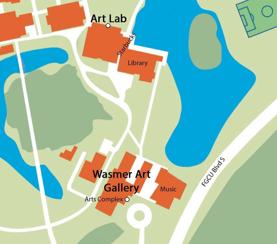 Photo of Art Gallery Map