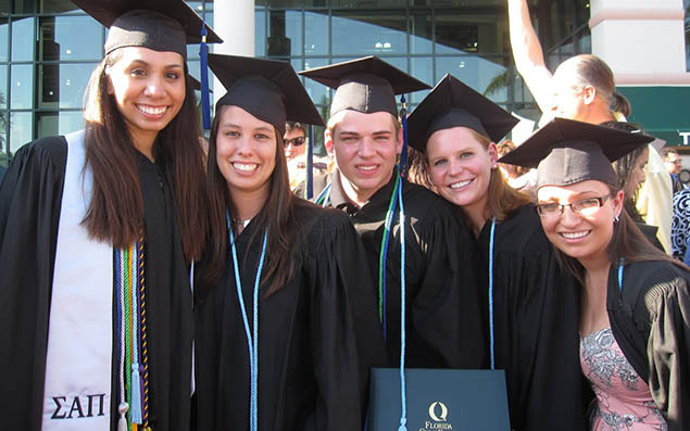 FPRA Graduating Students