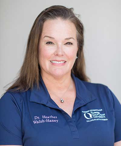Photo of Dr. Heather Walsh-Haney