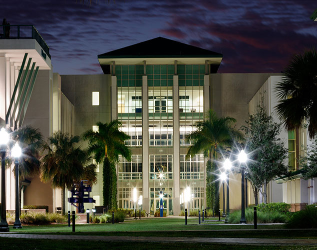 Florida Gulf Coast University Home