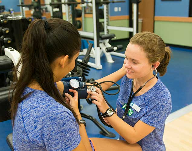 Photo of FGCU Exercise Science program
