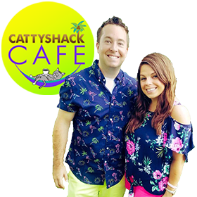 FGCU Alum Andrew Townsend and Fiancée Amber Redfern start Cattyshack Café