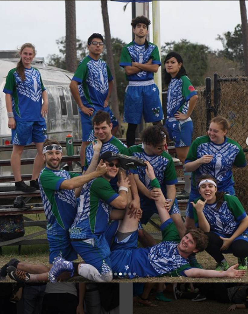 Quidditch Team photo