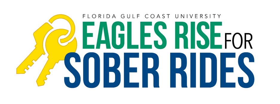eagles rise for sober rides logo